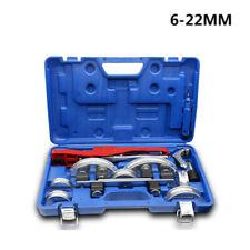 Air Conditioning Copper Pipe Bender Aluminium Tube Bending Machine 6-22mm Tools