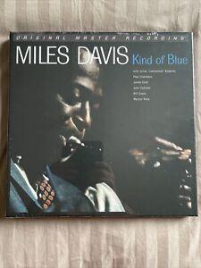 MILES DAVIS KIND OF BLUE MOFI MFSL LP 2X45RPM NUMBERED Sold Out