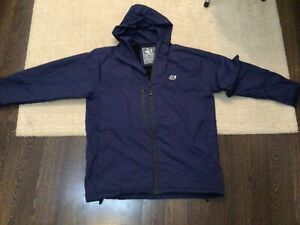 Peaceful Hooligan Mens All Weather Protection Jacket Blue XXL