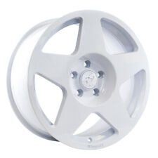 "fifteen52 Tarmac 18"" x 8.5"" 5x100 White ET30 alloys fit VW Golf Audi Seat Skoda"