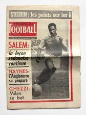 France Football n°881-1963-SALEM-HAYNES-GHEZZI-GUERIN-DULAK-EPINAL-FREUMING
