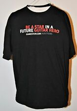 GUITAR HERO WORLD TOUR T-Shirt Men's Large