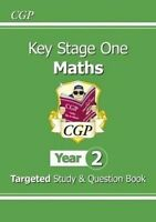 KS1 Maths Targeted Study & Question Book - Year 2 by CGP Books (Paperback book,