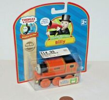 Thomas & Friends Wooden Train Tank Engine Talking Railway Series RFID Billy NEW