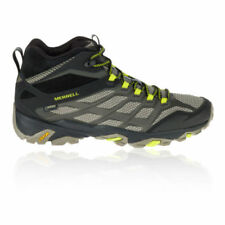 Baskets verts Merrell pour homme Moab