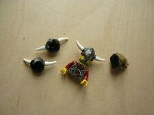 LEGO Figur Wikinger Warrior Krieger 4d    VIK008  7018