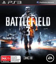Battlefield 3 BF3 Sony PS3 Battle Field Game USED 30 Day Warranty