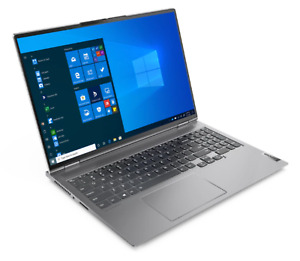 [NEW] ThinkBook 16p Gen 2 (Ryzen 7 5800H 16GB/512GB RTX 3060 6GB) Mineral Grey