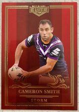 🔥 2019 Elite Cameron Smith (Storm) Ruby Mojo NRL Card MR062 # 39/40
