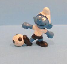 22757 BULLY / PVC / 1981 / SCHTROUMPF FOOTBALLEUR
