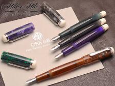Opus 88 Omar Pen Fountain Pen Opus88 Demonstrator Eyedropper
