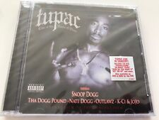 CD: 2PAC - Tupac Live at the House of Blues (2005 Death Row Records) Sealed