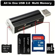All in One USB 3.0 Memory Card Reader Adapter For Micro SD MMC SDHC TF M2 Micro
