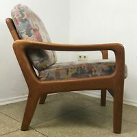 60er 70er Jahre Teak Sessel Easy Chair Juul Kristensen Danish Design Denmark 60s
