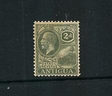 ANTIGUA 1921 GV 2d grey  MINT