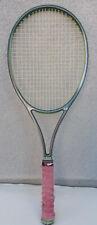"Austria HEAD Prestige 600 Midsize 4 3/8"" Classic Tennis Racket Racquet Green"