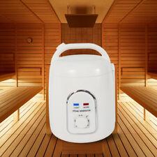 1.8L Sauna Steamer Portable Sauna Steam Generator Home Sauna with Timer Usa