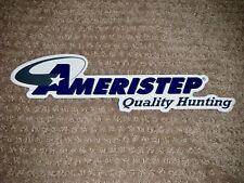 New Ameristep Quality Hunting Sticker