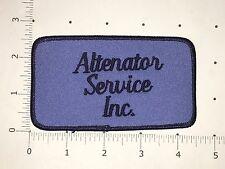 Altenator Service Inc Patch