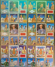Sharjah 1971**   Pfadfinder / Scouts  3 GOLD + 3 SILVER  MNH