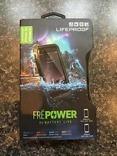 LifeProof FRE Power - BRAND NEW OEM Battery Case For IPhone 6s/6 - Black