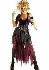 Ladies Ghouldilocks Costume Halloween Scary Goldilocks Uk 10-12 Fairytale