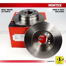 2X Mintex Posteriore Freni a Disco MDC855 CHRYSLER MERCEDES BENZ C E CLC-CLASS CLK SLK