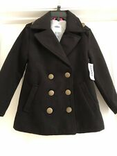 Old Navy Girls Black Coat 5t