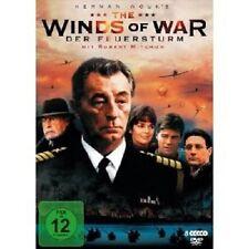 THE WIND OF WAR - DER FEUERSTURM 5 DVD NEU
