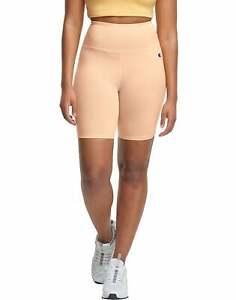 Champion Women's Bike Shorts 7 in inseam Workout Gym Training Everyday Jersey