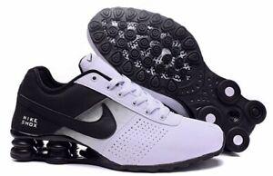 Men's Nike Shox Deliver black/white sizes 8-11
