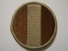 U.S. ARMY TRAINING AND DOCTRINE COMMAND (TRADOC) PATCH SSI - DESERT TAN OLOR: