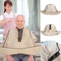 Adult & Kids Hair Cutting Cloak Umbrella Cape Barber Salon Hairdressing Gown#