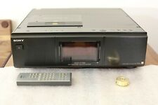 Sony SCD-777ES Super Audio SACD CD Player - Richard Kern Modifications