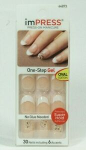 Kiss ImPRESS Press On Nails French Manicure