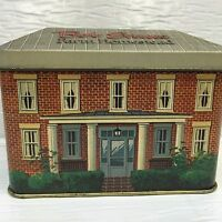 Bob Evans Farm Homestead Recipe Box and Bank Hudson-Scott & Sons Ltd Made in Eng