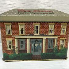 Bob Evans Farm Homestead Recipe Box and Bank Hudson-Scott & Sons Ltd Made in Eng