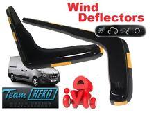 Renault Master / Opel Movano  2010 - 2015  Wind deflectors  HEKO  27108