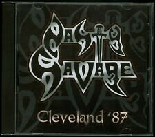 Nasty Savage Cleveland '87 CD new Marquee Records