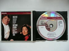 Uchida plays Mozart Piano Concerto Nos 5 & 6 & Rondo ECO Tate Philips 432 082 CD