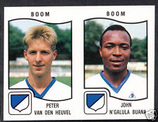 Panini Sticker - Belgium Football 1990 - No 364 - Boom - Peter Van Den Heuvel
