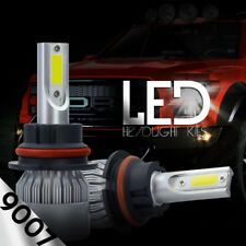 XENTEC LED HID Headlight kit 9007 HB5 6000K for Nissan Frontier 2001-2016