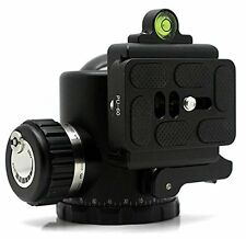 UK Store! CameraPlus® FDB-44 Professional Ball Head + Quick Release Lever Clamp