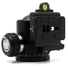 UK Store! CameraPlus® FDB-44 Professional Ball Head + Quick Release Lever Clamp