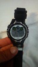 Black OHSEN LED Digital Wrist Watch - Mens/Boy