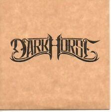 (AN330) Dark Horse, Unspoken - DJ CD
