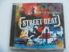 CURTIS SCHWARTZ STREET BEAT  KPM  RARE LIBRARY SOUNDS MUSIC CD