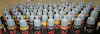 VALLEJO GAME COLOR STARTER BUNDLE ANY 9 X 17ml PAINT BOTTLES RANGE OF COLOURS