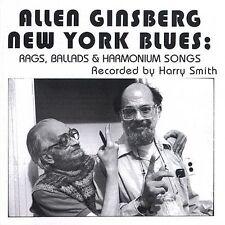ALLEN GINSBERG - Ny Blues: Rags Ballads & Harmonium Songs - CD