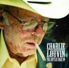 "CHARLIE LOUVIN ""The Battles Rage On"" (CD 2010) 12-Tracks ***GREAT SHAPE***"